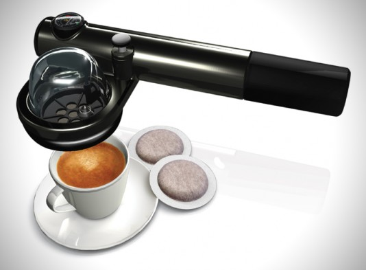 Portable Espresso Machine for Travel