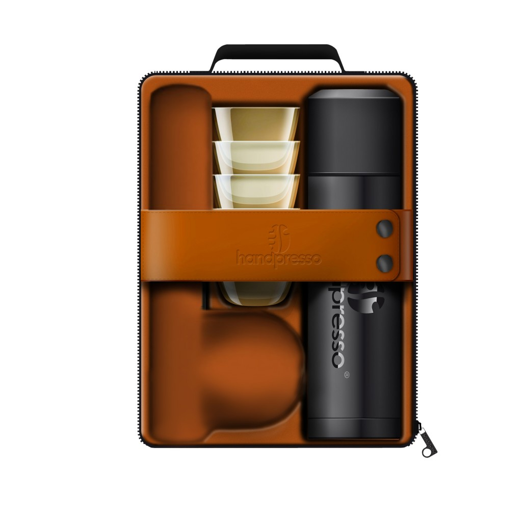 Portable Compact Coffee Maker : Portable Espresso Machine for Travel - MiamiCurated
