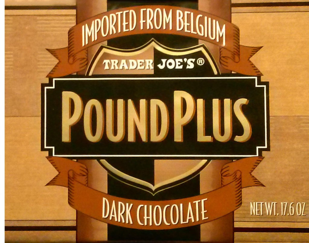 Fabulous Friday: Trader Joe's Dark Chocolate