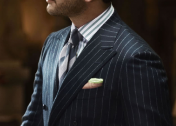 Men's Fashion:  Luxury for Less