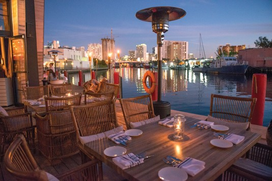 Top seafood restaurants in miami miamicurated for Fish restaurant miami