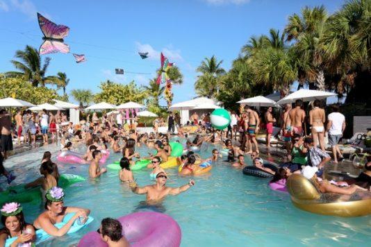 pool party miami